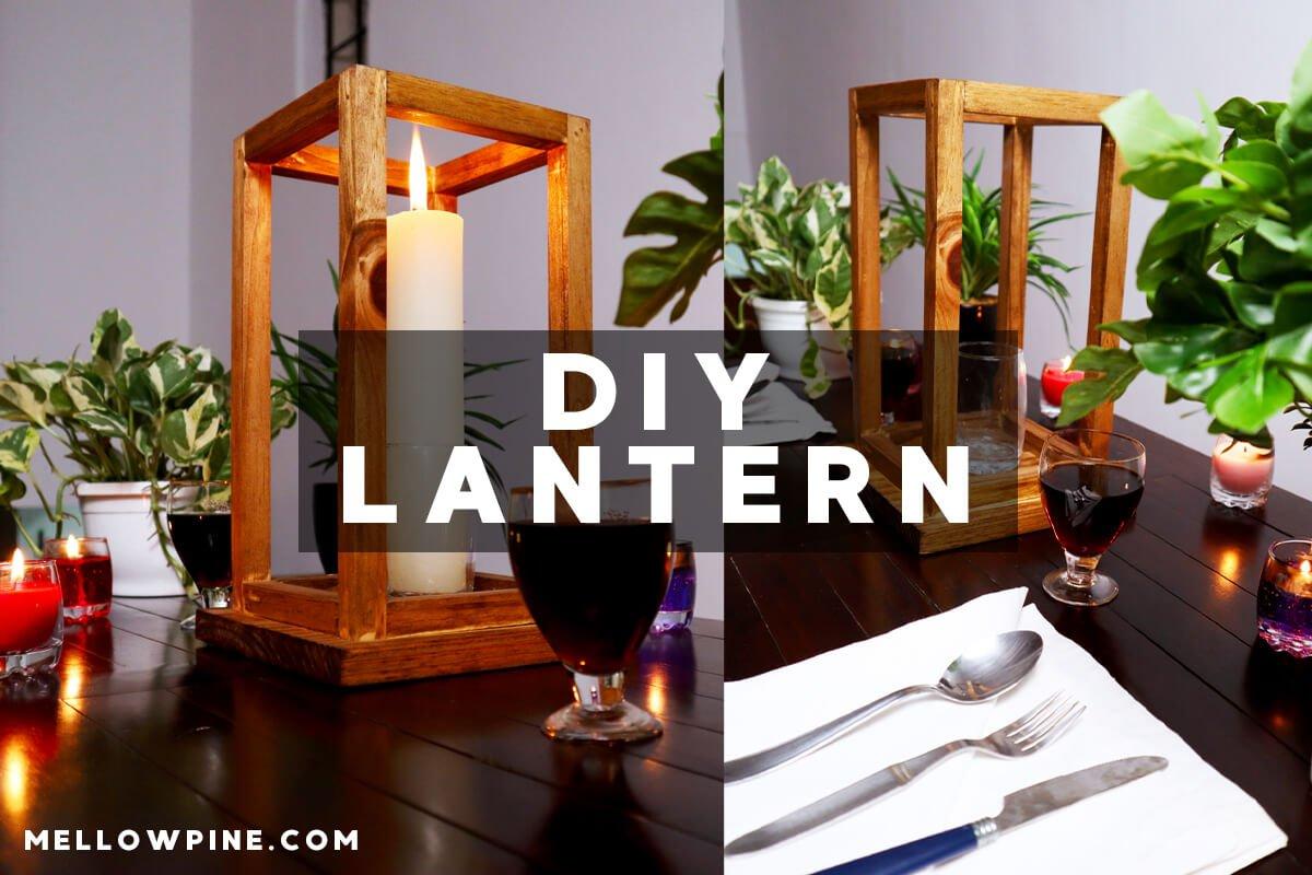 Diy Wedding Lantern Centerpieces Mellowpine