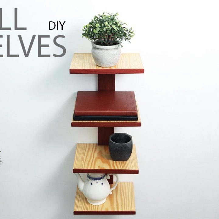 Vertical Spine Column Bookshelf