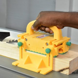 gripper push block table saw