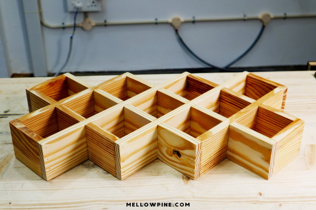 dry fit spice rack