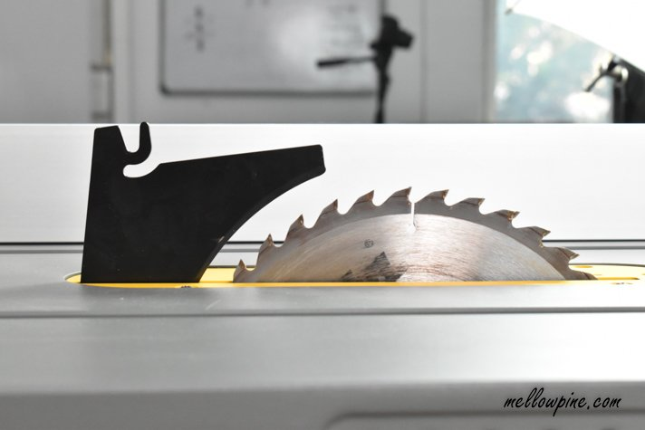 riving knife for table saw