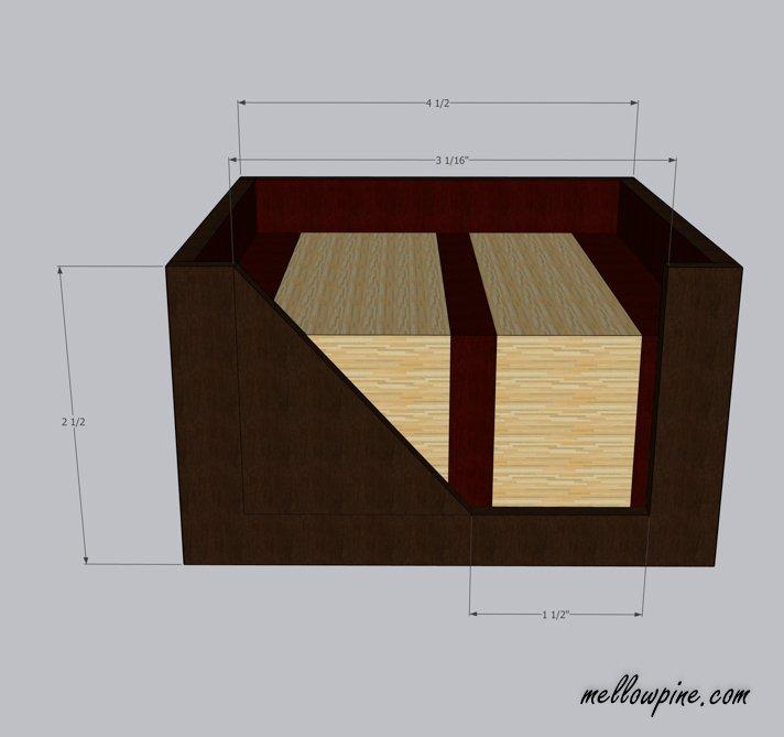 plan for coaster holder
