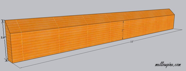 front piece plan