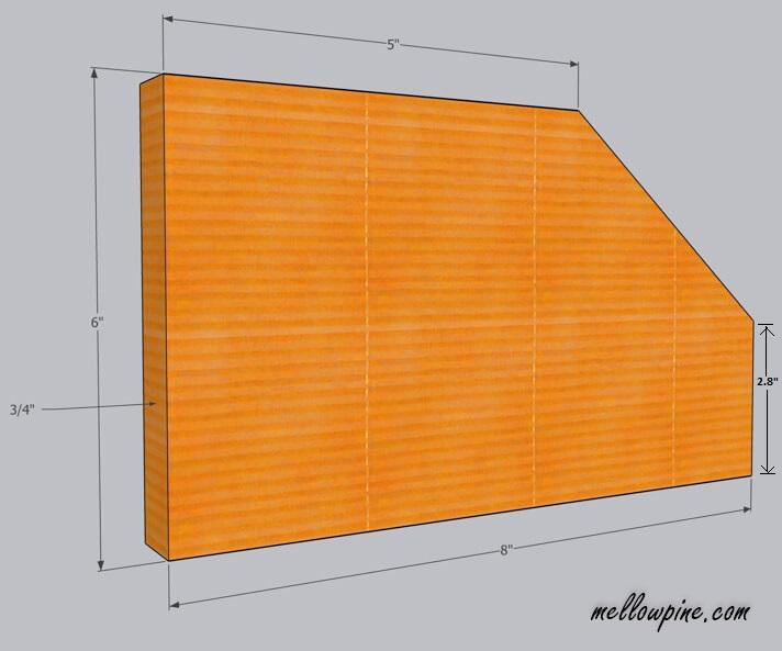 separator piece plan