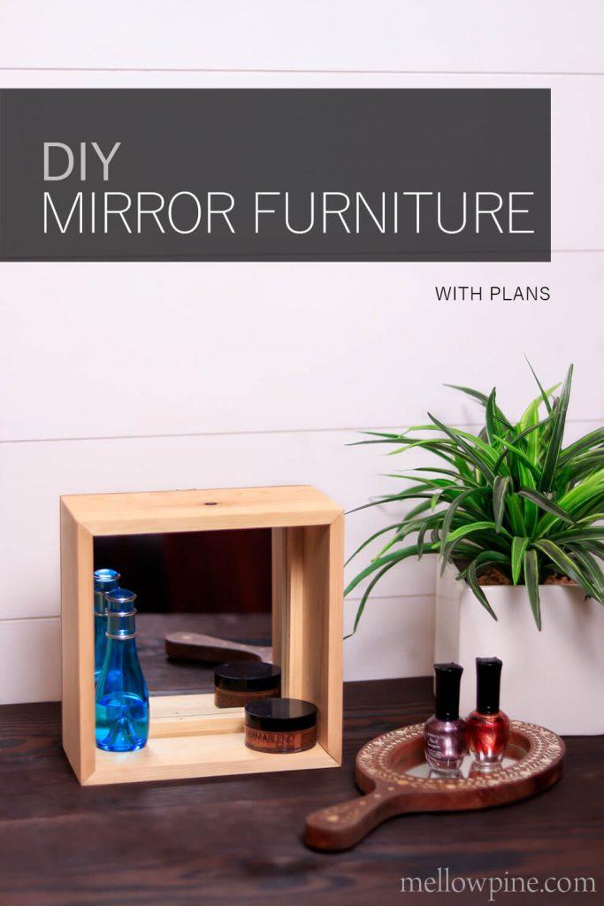DIY Box Mirror