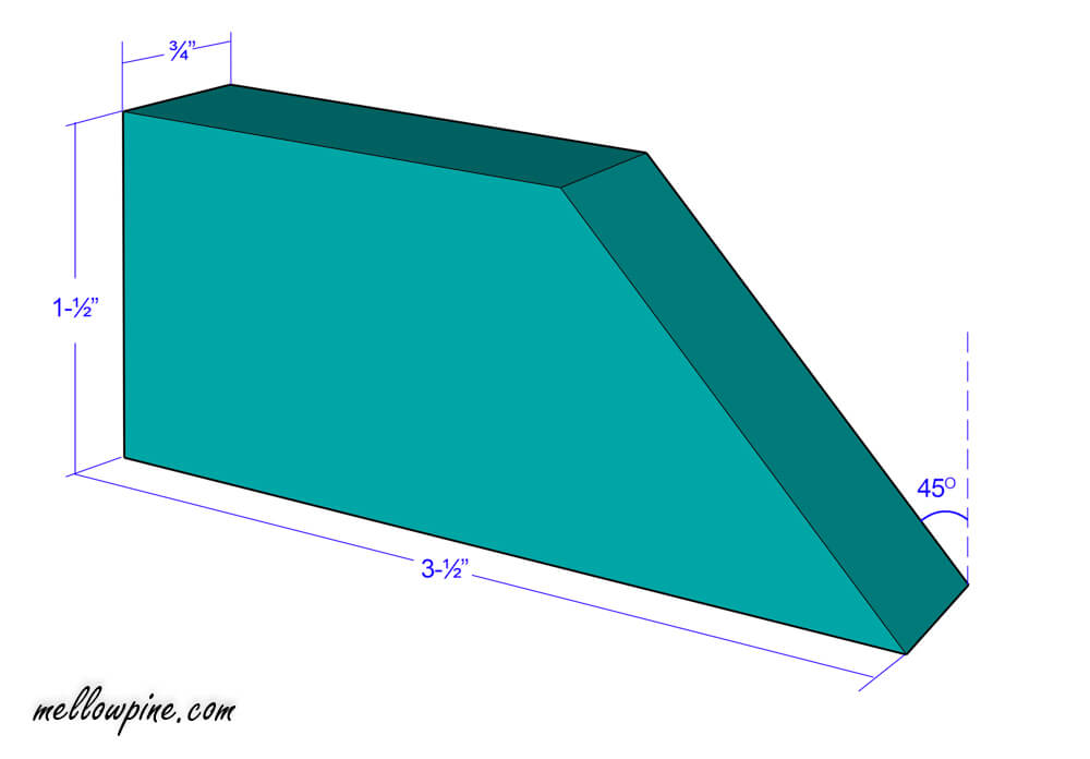 Trapezoid Piece Plan