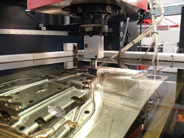 CNC Electrical Discharge Machine