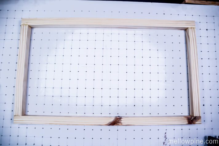 Lower Rectangle-Z Frame