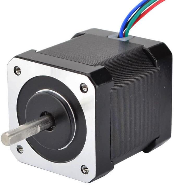 NEMA 17-2A Stepper Motor for CNC